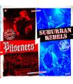 Pilseners / Suburban Rebels - Live And Loud