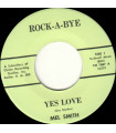 Melvin Smith / Peter Roberts & Sid Ramin With Cliff Dwellers, The - Yes Love / The Ho-Ho- Laughing Monster