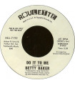 Betty Baker - Do It To Me