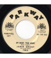 Janie Grant - And That Reminds Me Of You/My Heart, Your Heart