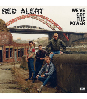 Red Alert - We've Got The Power